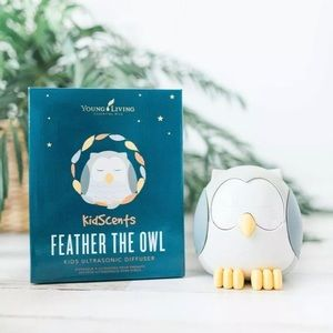 Young Living Feather the Owl Ultrasonic Diffuser